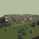 дачный поселок1