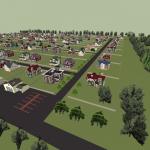 дачный поселок5
